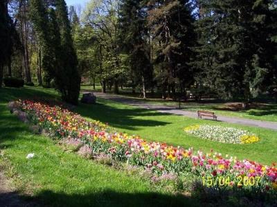 Vrnjačka Banja Spa Gardens