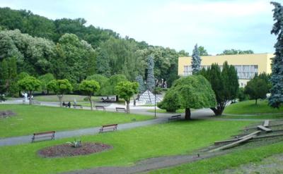 Vrnjačka Banja Spa Park